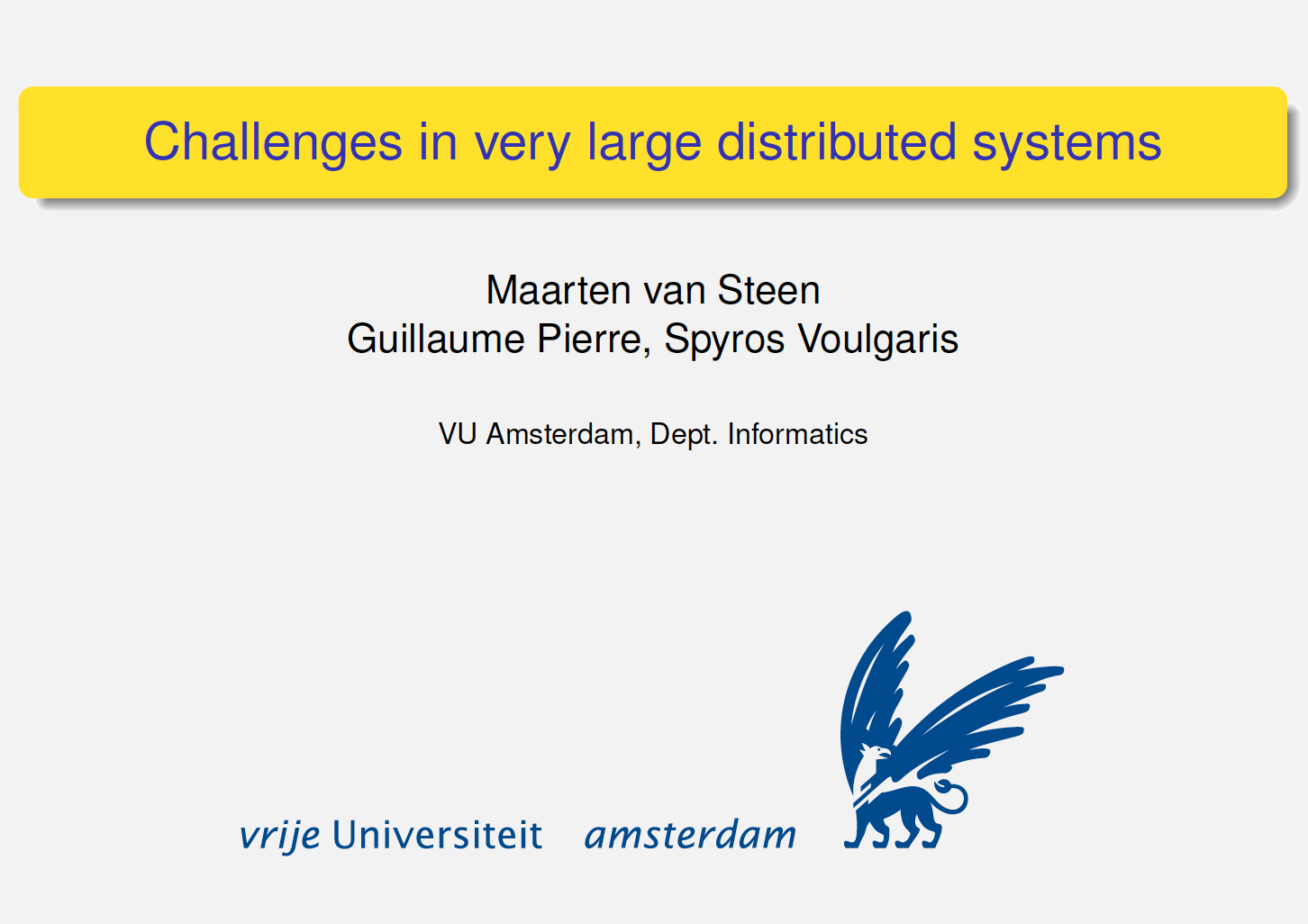 distributed control system thesis Distributed networked sensing and control systems: robust estimation and in distributed networked sensing and control distributed networked control system.